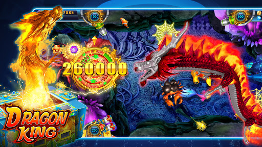 Dragon King Fishing Online-Arcade  Fish Games 8.2.0 Screenshots 2