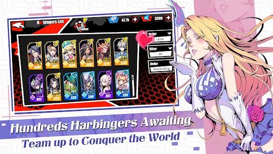 Harbingers Mod Apk- Last Survival (One Hit Kill/Damage Multiplier) 7