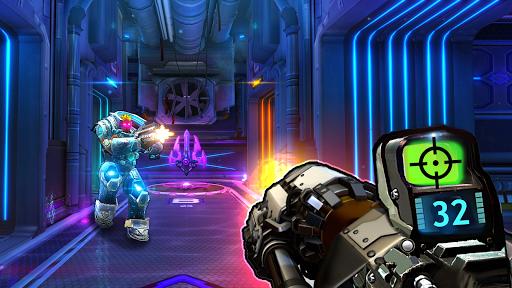 FPS CyberPunk Shooting Game 1.0.0 screenshots 1