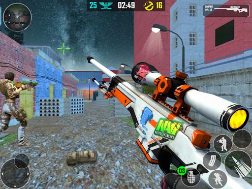 Modern Gun Strike OPS 2021 - FPS Shooting Games 1.0.15 screenshots 19