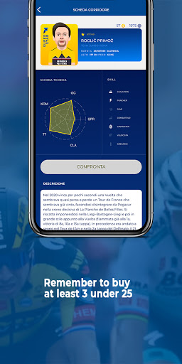Fantacycling android2mod screenshots 11