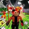Piggy Escape mod: Scary pig-roblcs game apk icon