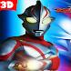Ultrafighter3D:メビウスレジェンドファイティングヒーローズ