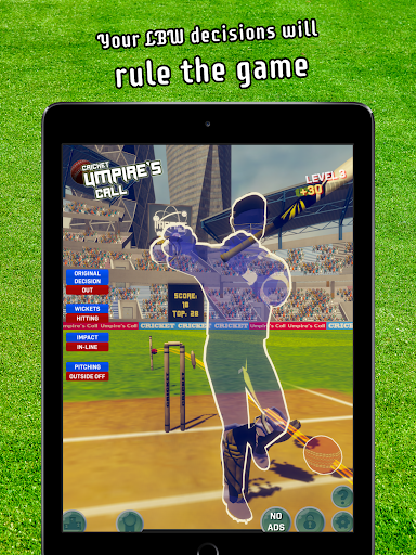 Cricket LBW - Umpire's Call 2.808 screenshots 8