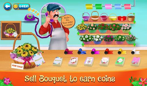 Code Triche Décoration de jardin et jeu de nettoyage (Astuce) APK MOD screenshots 3