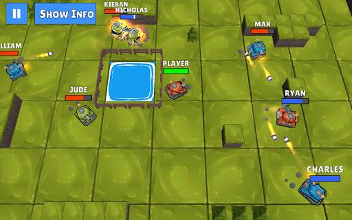 Tank Arena Offline Screenshots 6
