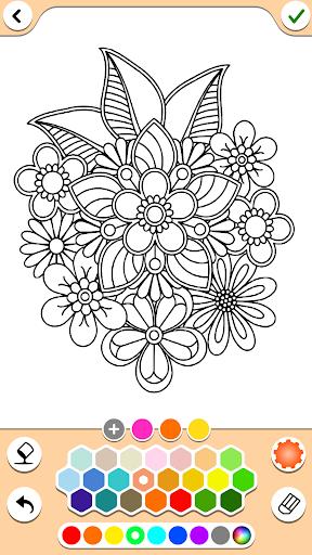 Mandala Coloring Pages 16.2.6 Screenshots 8