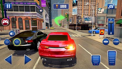 Car Driving School Simulator 2021: New Car Games screenshots 8