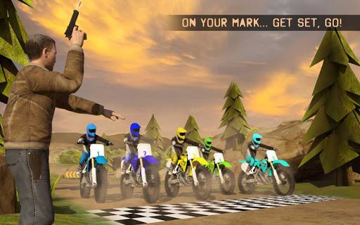 Motocross Race Dirt Bike Games screenshots 15