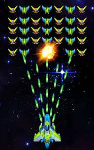 Galaxy Invaders: Alien Shooter Mod Apk (Unlimited Coins/Gems) 9