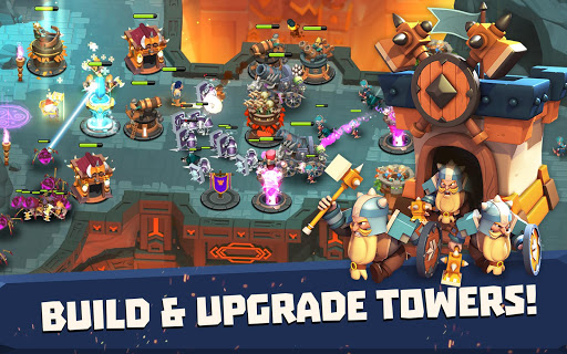 Castle Creeps TD - Epic tower defense 1.50.0 Screenshots 15