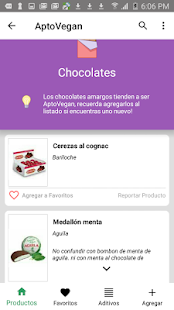 AptoVegan Screenshot