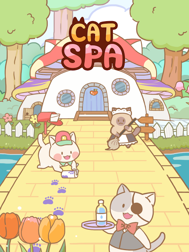 Cat Spa 0.1.25 screenshots 21
