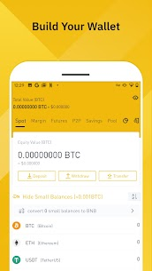 Binance: Bitcoin Marketplace & Crypto Wallet 4