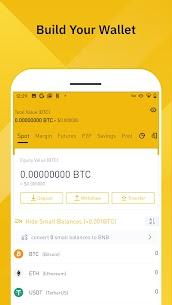 Binance: Bitcoin Marketplace & Crypto Wallet 4