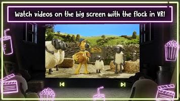 Shaun the Sheep VR Movie Barn