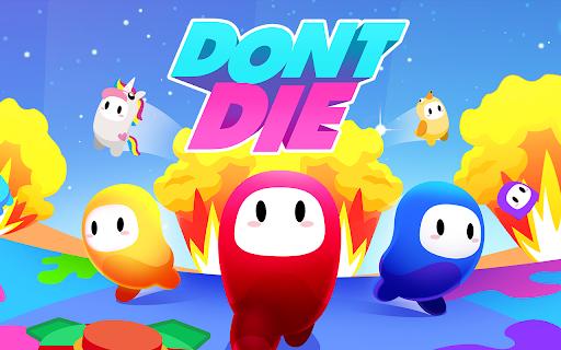 Dont Die - Addicting 1v40 Battle Royale Survival 1.0.1 screenshots 7
