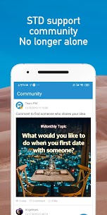 Positive Match: herpes dating, chat & meet online 6