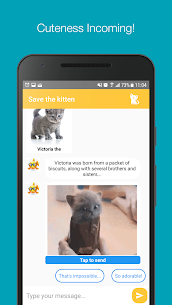 Save The Kitten  For Pc – Download On Windows 7/8/10 And Mac Os 1