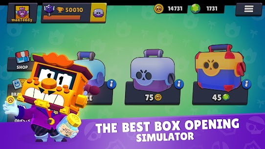 Star Box Simulator for Brawl Stars MOD APK (Unlimited Money) 1