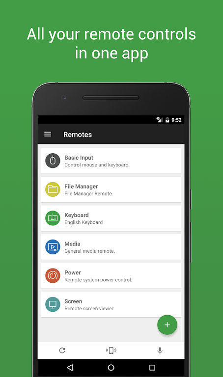 Unified Remote  poster 0