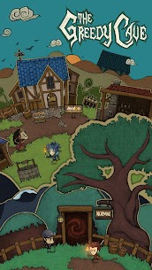 The Greedy Cave MOD Apk 3.1.13 (Unlimited Money) 1