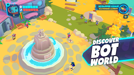 Botworld Adventure Mod Apk (Free Shopping) 1