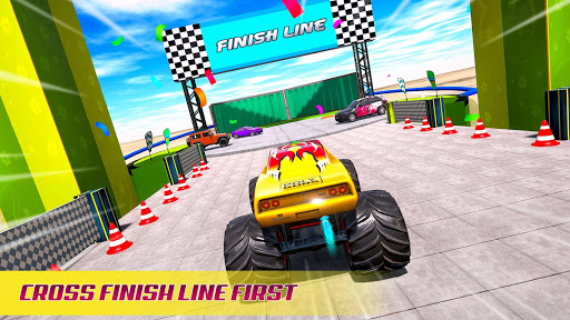 Mega Ramp Car Racing Stunts 3D - Impossible Tracks 1.2.9 Screenshots 24