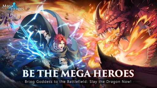 Mega Heroes apkpoly screenshots 8