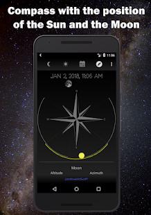 Moon Phase Calendar 1.46 APK screenshots 4