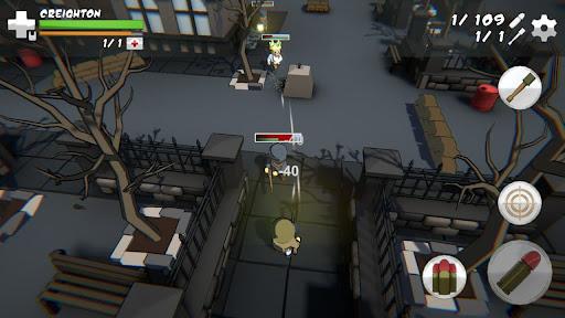 Mini Soldiers: Battle royale 3D 1.2.123 screenshots 12