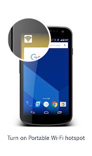Portable Wi-Fi hotspot 1.5.2.4-24 Screenshots 3