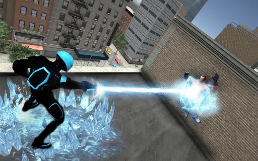 Snow Storm Super Human: Flying Ice Superhero War 1.0.3 screenshots 10