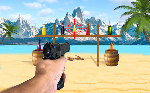 Bottle Shooting Target : Real Bottle Shooter For Android 5
