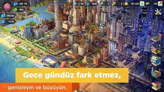 SimCity BuildIt Apk Download NEW 2021 4