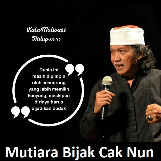 2020 Kata Bijak Hidup Cak Nun Offline Android App Download Latest