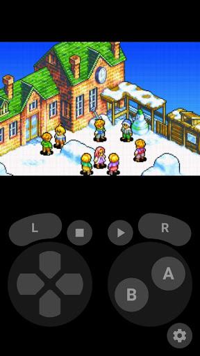 GBA Emulator screenshots 3