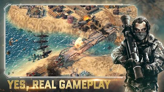 War Commander: Rogue Assault Mod Apk 5.9.0 (God Mode) 4