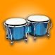 CONGAS&BONGOS:電子打楽器 - Androidアプリ