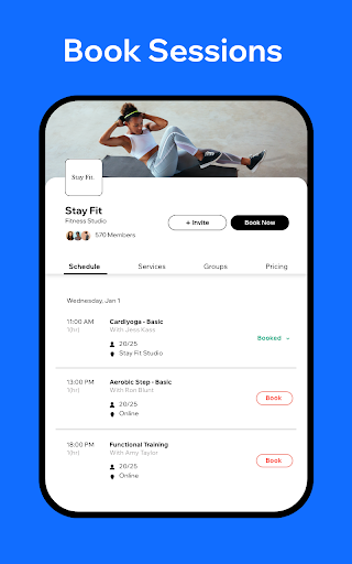 Spaces: Connect with Your Favorite Business.  screenshots 14