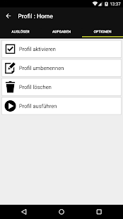 Droid Automation - Pro Edition Screenshot