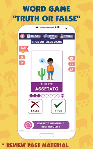 Italian for Beginners: LinDuo HD 5.3.0 screenshots 7