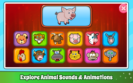 Baby Piano Games & Music for Kids & Toddlers Free 4.0 Screenshots 6