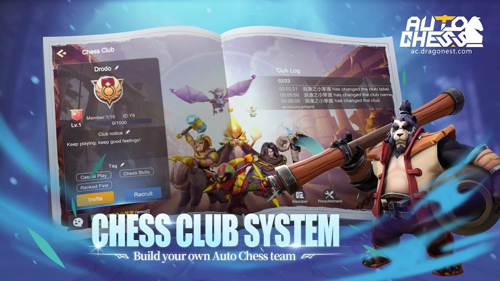 Auto Chess  poster 4