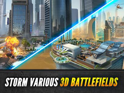 Sniper Fury: Online 3D FPS & Sniper Shooter Game mod (Money) 4
