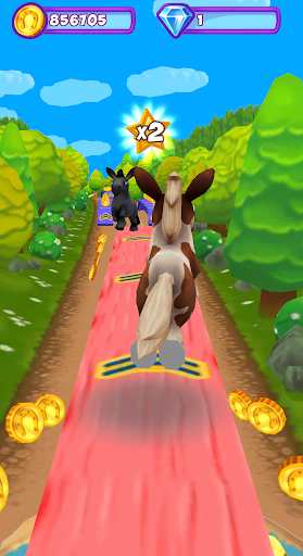 Pony Racing 3D  screenshots 15