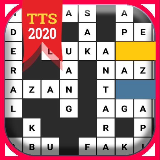 TTS Asli - Teka Teki Silang Pintar 2020 Offline APK