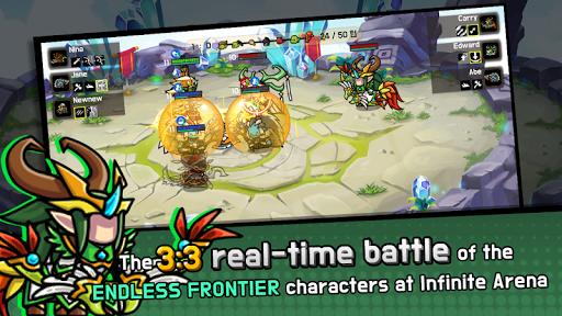 Endless Arena - Idle Strategy Battle 1.1.0 screenshots 2