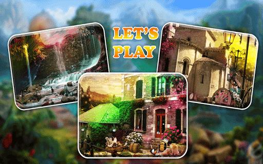 100 levels love hidden objects game screenshot 2