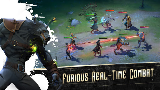 Heroes of the Dark™  screenshots 1
